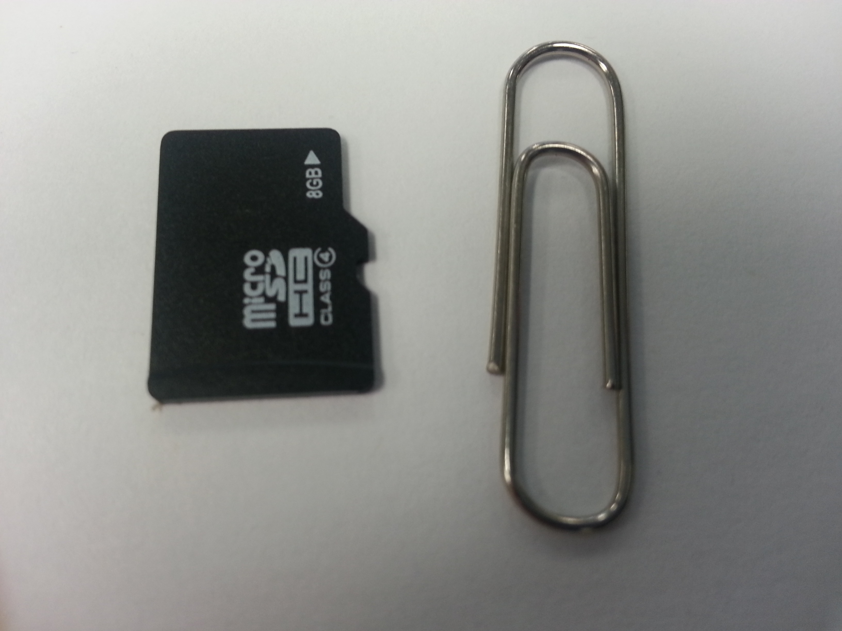 how to fix micro sd card