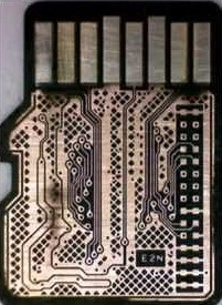 monolithic circuit board
