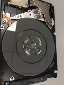 hard drive recovery with disk damage