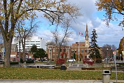 Historic Oshawa